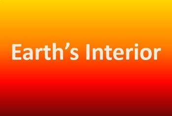 Earth's Interior Notes Bundle