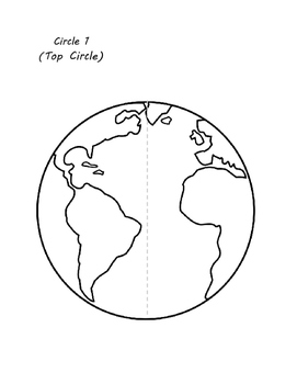 Earth's Layers Interactive Notebook Activity
