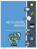 Earth's Natural Resources
