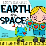 Earth's Resources // Picture Sort (conserving resources)