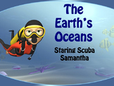 Earth's Oceans PowerPoint and Science Resource