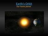 Earth's Orbit Power Point