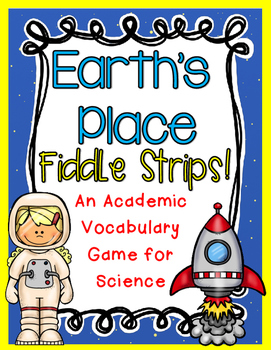 Earth's Place Fiddle Strips!