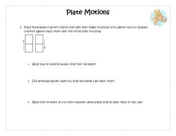 Earth's Plate Boundaries Lab