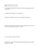 Earth's Rotation Study Guide