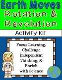 Earth's Rotation and Revolution Activities