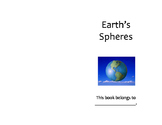 Earth's Spheres, Parts of Earth Reader and Worksheets