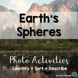 Earth's Spheres Photo Activities
