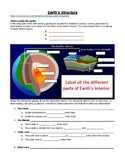 Earth's Structure Self-Guided Notes
