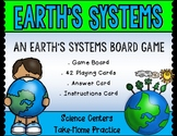 Earth's Systems Board Game