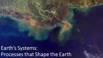 Earth's Systems: Processes that shape the Earth (Landforms)