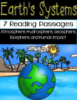 Earth's Systems Reading Passages