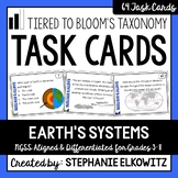Earth's Systems Task Cards