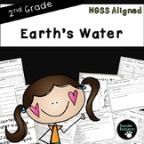 Earth's Water-NGSS Lesson (Second Grade-2-ESS2-3)
