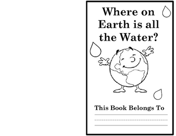 Earth's Water and Water Cycle Balanced Literacy Instructional Plan
