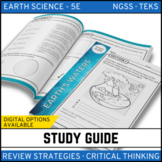 Earth's Waters Study Guide - Distance Learning - Google Classroom