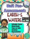 Oceanography Warm-ups Activity | Middle School Science