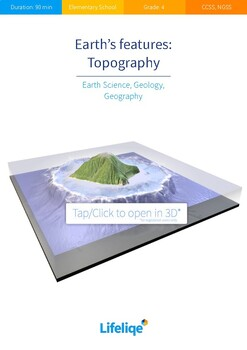 Earth's features - Topography