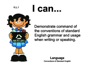 EarthDay Kindergarten English Common core standards posters