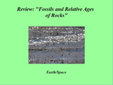 """Earth/Space ActivInspire Review """"Fossils and Relative Dating"""""""