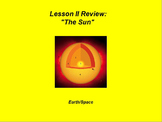 "Earth/Space ActivInspire Review Lesson II ""The Sun"""