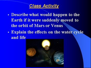 "Earth/Space Lesson II PowerPoint ""Energy Movement in the Atmosphere"""