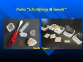 "Earth/Space Lesson II PowerPoint ""Identifying Minerals"""