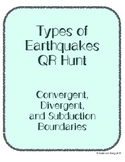 Earthquake Boundary Type QR Hunt