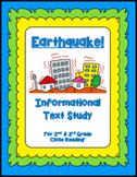 Earthquake Close Read (Grades 2-3)