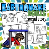 Earthquake Drill Social Story Mini Book Set