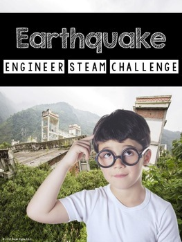 Earthquake Engineer STEM Challenge