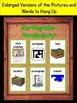 Earthquake Vocabulary Interactive Notebook