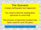Earthquake Magnitude and Epicenter Lab Part 3 of 5
