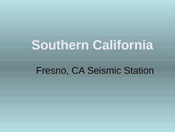 Earthquake Magnitude and Epicenter Lab Part 4 of 5