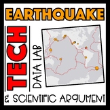 Earthquake Mapping Project and CER
