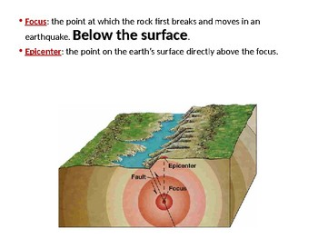 Earthquake Powerpoint