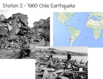 Earthquake Project Posters
