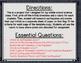 Earthquake Research Tri-fold (Brochure)