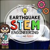 Earthquake STEM Activity