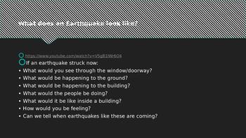 Earthquake Slideshow