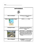Earthquake Study Guide