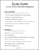 Earthquake Study Guide and Quiz