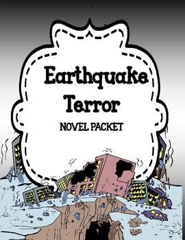 Earthquake Terror Comprehension and Vocabulary Unit