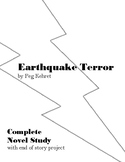 Earthquake Terror by Peg Kehret Complete Novel Study