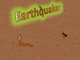 Earthquake Unit PowerPoint Template
