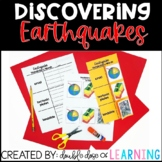 Earthquakes Natural Disaster Research Unit with PowerPoint