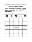 Earthquake & Volcano Bingo