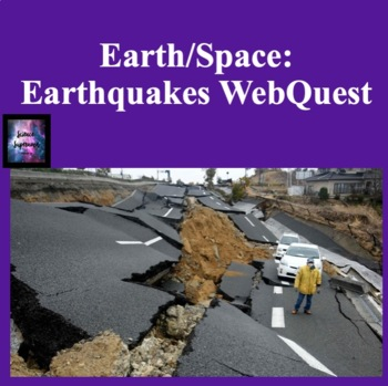 Earthquake WebQuest