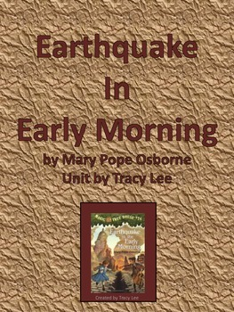 Magic Tree House:Earthquake in Early Morning