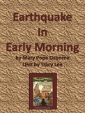 Magic Tree House:Earthquake in Early Morning